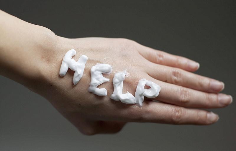 причины сухости кожи рук что делать с сухой кожей на руках