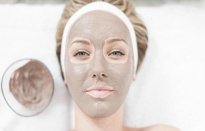 Белая глина для кожи лица - как использовать