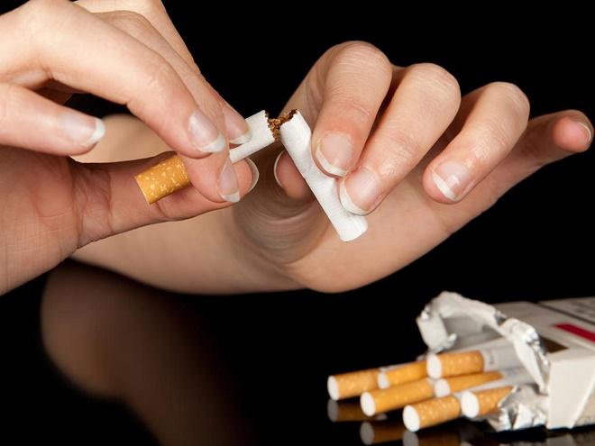 Чтобы не было осложнений, нужно отказаться от вредных привычек