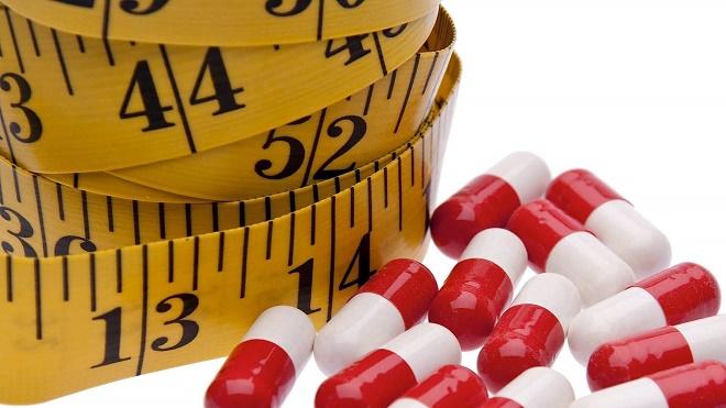 Таблетки активируют работу внутренних органов, помогая быстрее похудеть