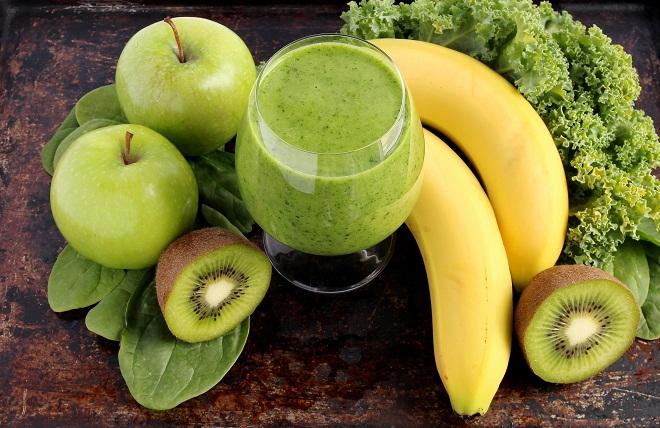 Дренажные напитки можно готовить из семян, а также из зелени