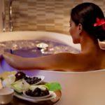 В чем польза ванной для женщин?