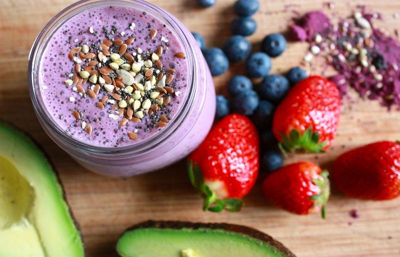 10 правил смузи-диеты