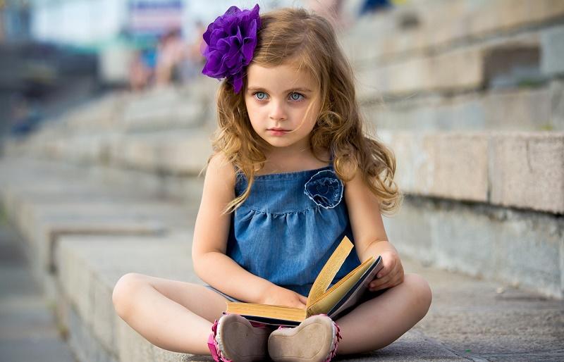 Как научить ребенка любить читать?