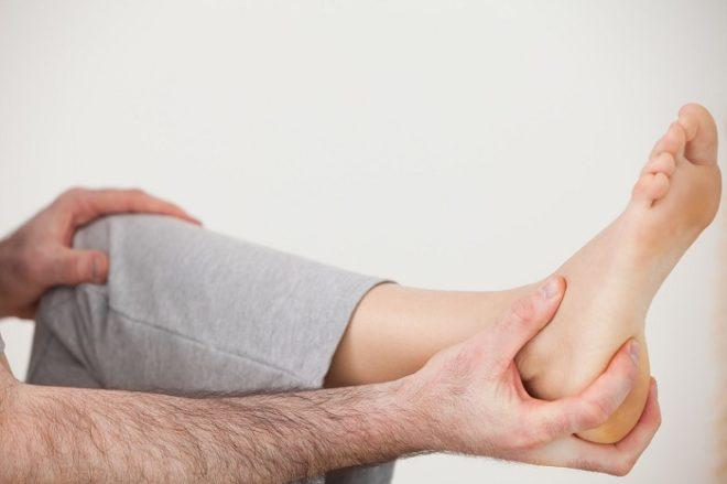 Гимнастика, массаж и качественная обувь - залог здоровья ваших ног