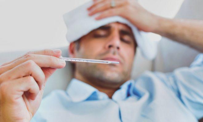 Избавляться от гипертермии можно разными способами - народными и медицинскими