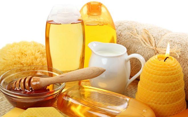 Мед обладает веществами с целебным свойствами