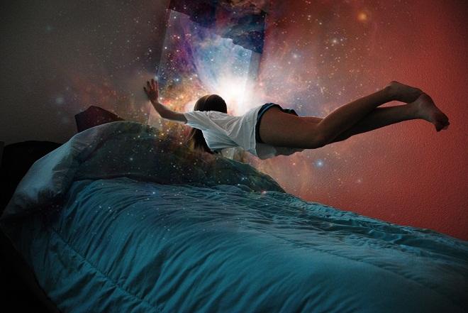 На сон влияет погода