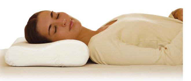 Приобретите ортопедическую подушку