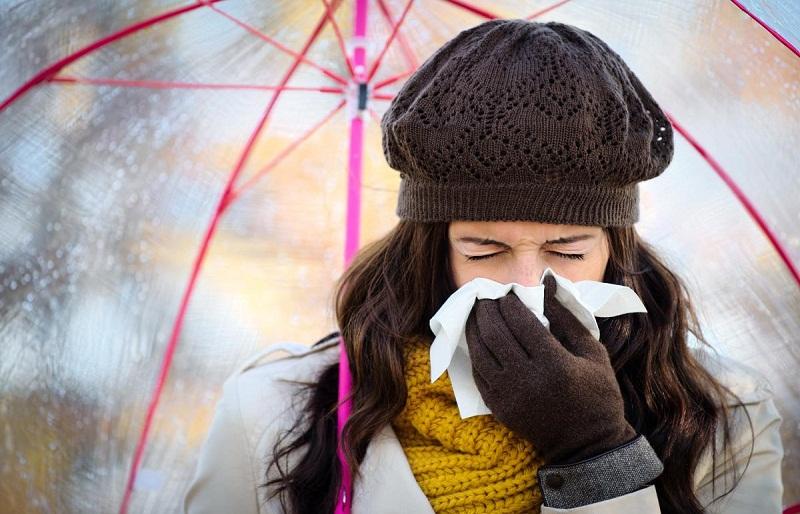 Прогревание носа при насморке в домашних условиях