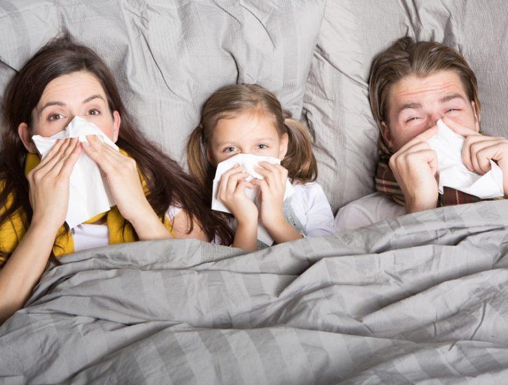 Лечение гриппа - клинические рекомендации