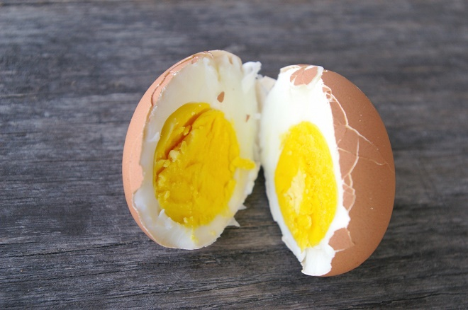 В день нужно употреблять определенное число яиц