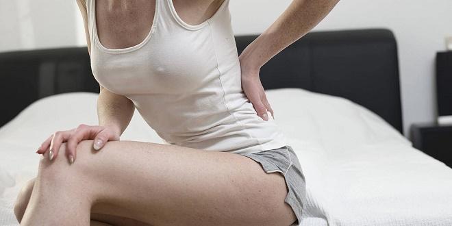 Дискомфорт в спине утром, как симптом остеохондроза