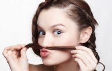 Как удалить волосы над верхней губой в домашних условиях?