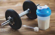Как выбрать протеин для набора мышечной массы?
