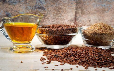Льняное масло при запорах - как применять?