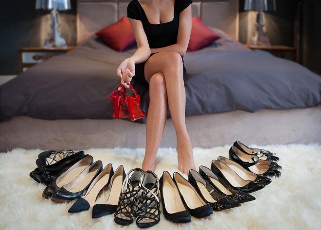 Правильно выбирайте обувь