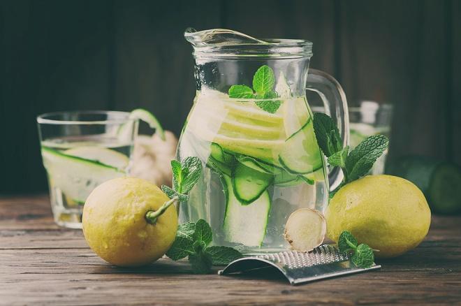 Вода сасси для похудения рецепт приготовления