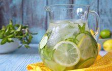 Вода Сасси - рецепт для похудения