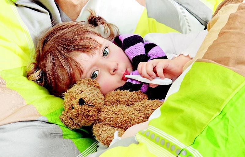 """Что делать если ребенок заболел - 10 """"никогда"""""""