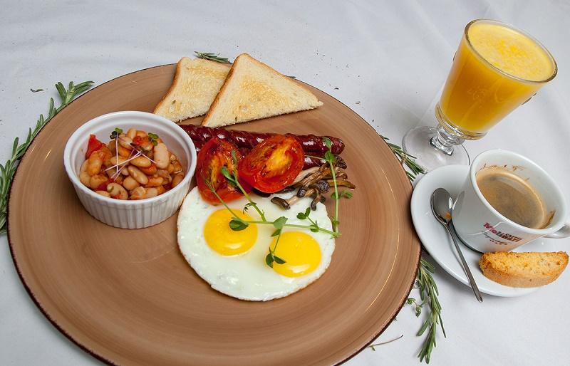 Что такое желчегонный завтрак?