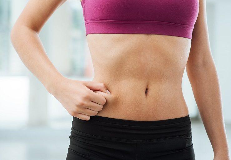 Быстрое похудение живота в домашних условиях