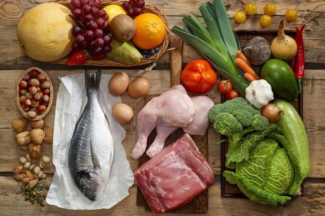 Допустимо употребление только нежирной пищи