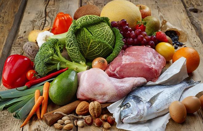 В Палео входит определенный перечень блюд