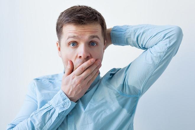 Гипергидроз может стать тревожным сигналом