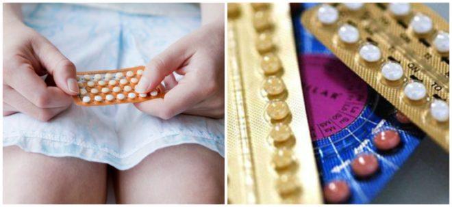 Гормональные таблетки могут применяться в лечебных целях