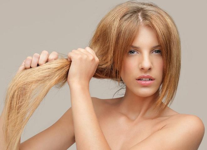 Воспользуйтесь специальными средствами от выпадения волос