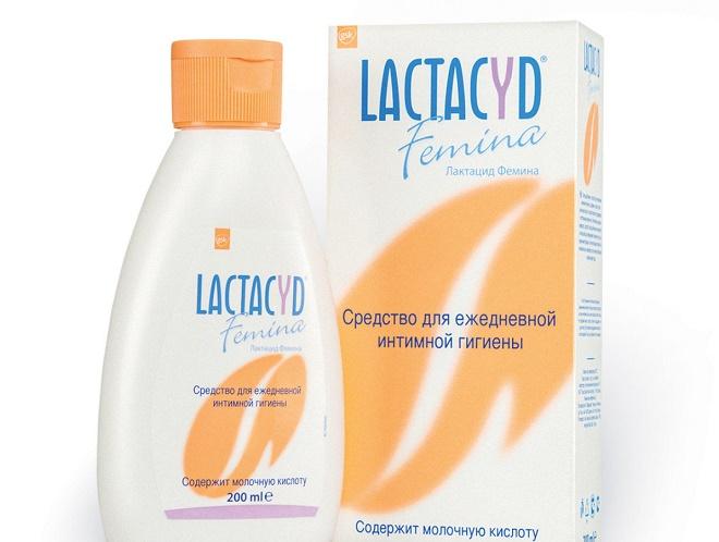 Лактацид - беспроигрышный вариант для гигиены
