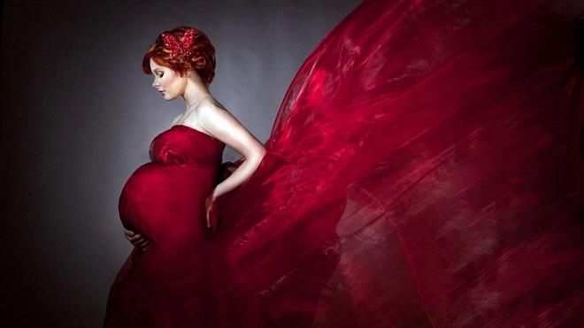Менструации могут возникать на протяжении всей беременности