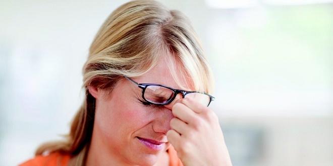 Может развиться мигрень