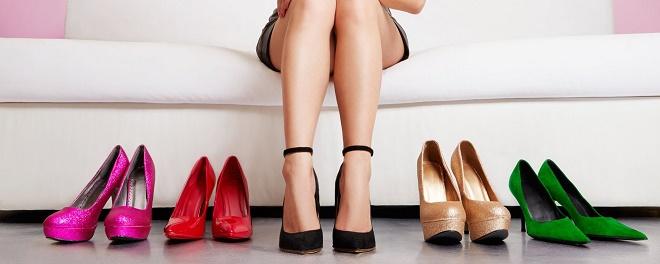 Обувь должна быть удобной, комфортной, чтобы не чувствовать дополнительный дискомфорт