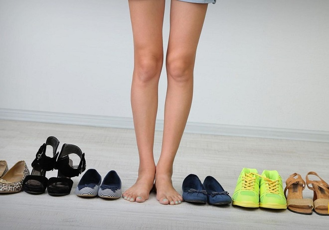 Следите за чистотой своей обуви