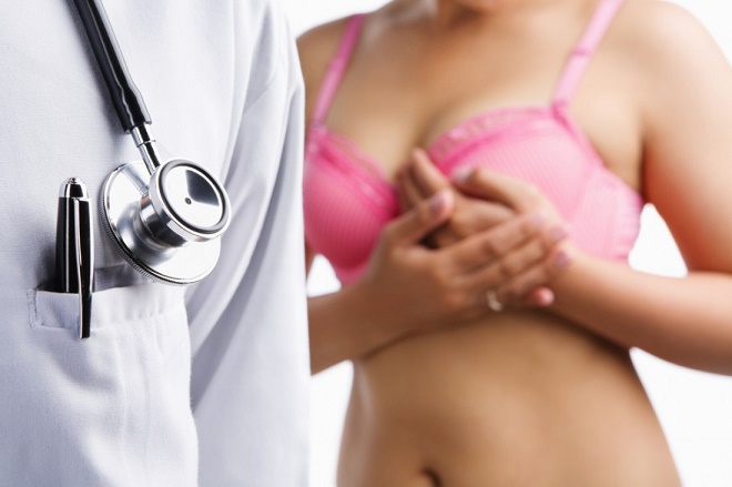 Важно регулярно посещать маммолога
