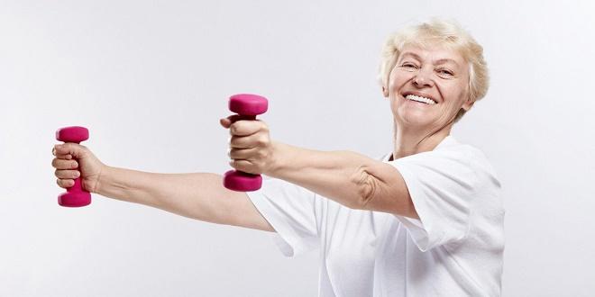 Активный образ жизни и физические нагрузки - лучшая профилактика