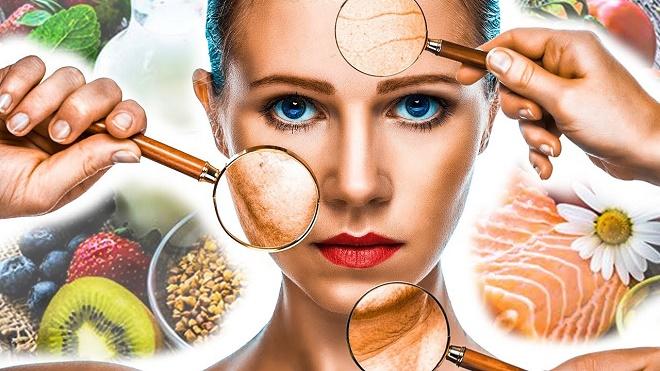 Добавив перечисленные продукты в свой рацион, кожа станет значительно здоровее