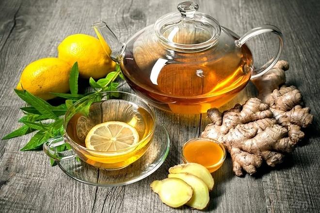 Имбирный чай отличается богатым составом и неповторимым вкусом