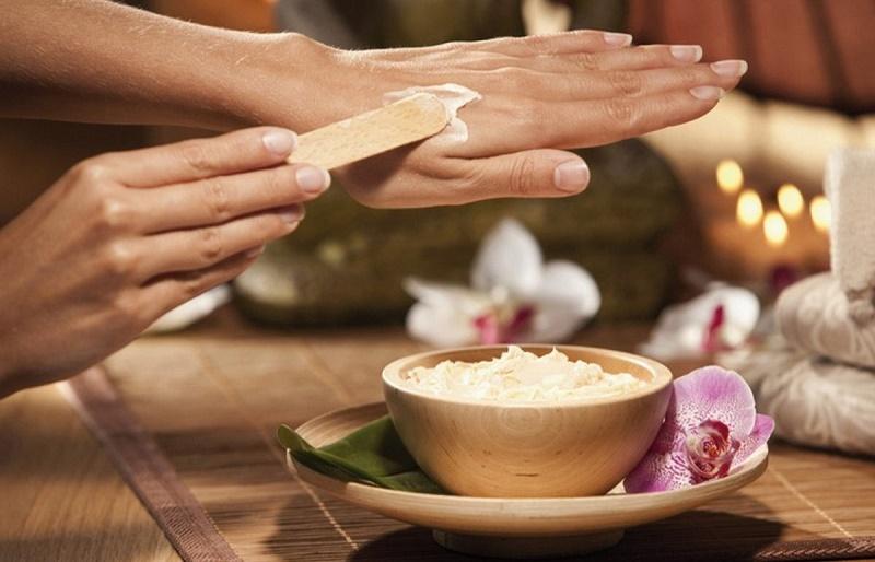 Как быстро отбелить кожу рук в домашних условиях?