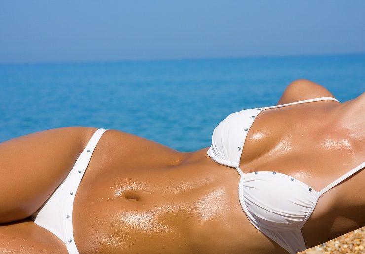 Как ухаживать за интимными местами женщине в отпуске?