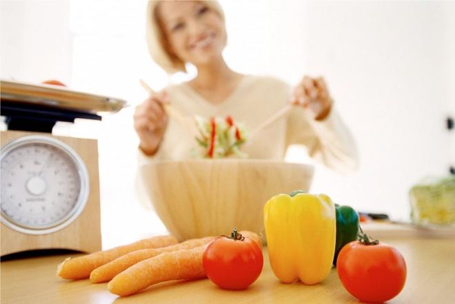 Калорийность продуктов влияет на похудение