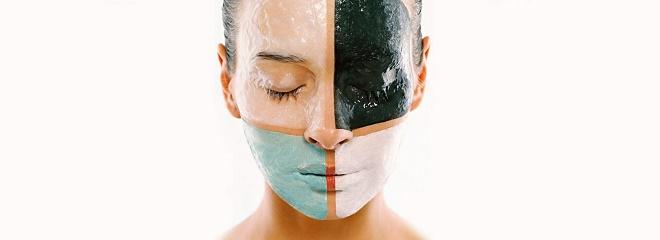 Различные маски можно делать в домашних условиях
