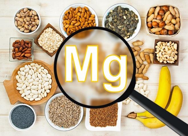 Врачи рекомендуют обогатить свой рацион продуктами, богатыми на содержание Mg