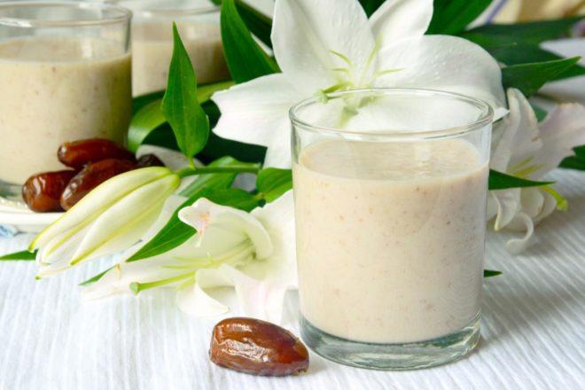 Молочный коктейль - ценный источник белка