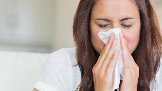 Иногда заложенность носа можно устранить с помощью подручных средств