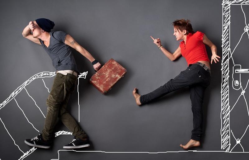 Как сохранить семью на грани развода - советы психолога