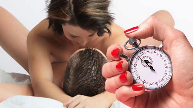 На длительность интимной связи влияет множество различных факторов