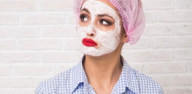 Особое внимание обратите на состояние кожи лица